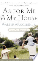 As For Me and My House Book PDF
