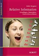 Relative Solmisation