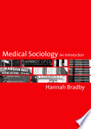 Medical Sociology Book