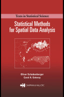 Statistical Methods for Spatial Data Analysis Book