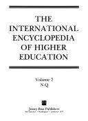 International encyclopedia of higher education
