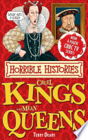 Horrible Histories Special  Cruel Kings and Mean Queens Book PDF