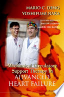 Mechanical Circulatory Support Therapy in Advanced Heart Failure