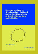 Enzymes Involved in Glycolysis  Fatty Acid and Amino Acid Biosynthesis