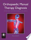Orthopaedic Manual Therapy Diagnosis Book