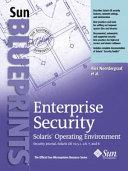 Enterprise Security Book
