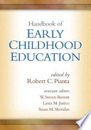 Handbook of Early Childhood Education Book