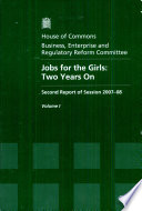 Jobs For The Girls