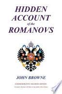 Hidden Account of the Romanovs