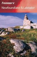 Frommer s Newfoundland   Labrador