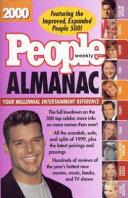 People Entertainment Almanac  2000 Book