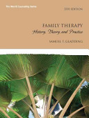 Cover of Family Therapy
