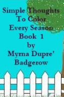 Simple Thoughts To Color Every Season