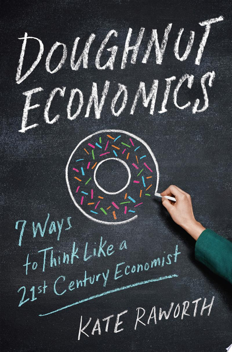 Doughnut Economics image