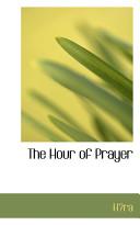 The Hour of Prayer