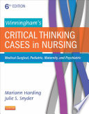 Winningham S Critical Thinking Cases In Nursing E Book