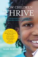 How Children Thrive