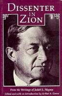 Dissenter in Zion