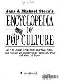 Jane   Michael Stern s Encyclopedia of Pop Culture