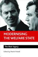 Modernising the welfare state [Pdf/ePub] eBook