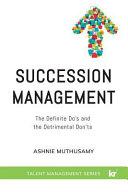 Succession Management