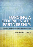 Forging a Federal-state Partnership