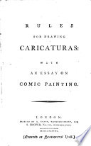 Rules for Drawing Caricaturas: Pdf/ePub eBook