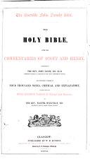 The Portable Folio Family Bible