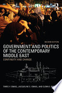 Government and Politics of the Contemporary Middle East