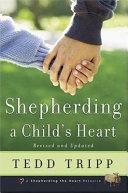 Shepherding a Child s Heart