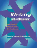 Writing Without Boundaries