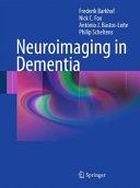 Neuroimaging in Dementia Pdf/ePub eBook