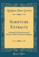 Scripture Extracts