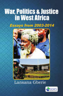 War  Politics and Justice in West Africa