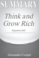Pdf Summary of Think and Grow Rich Telecharger