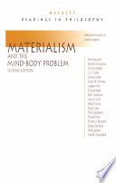 Materialism And The Mind Body Problem