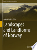 Landscapes and Landforms of Norway Book