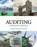 Auditing: A Risk Based-Approach