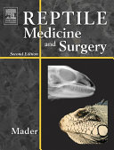 Reptile Medicine and Surgery   E Book