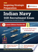 Indian Navy Senior Secondary Recruits Ssr Recruitment Exam 2021 Preparation Kit For Senior Secondary Recruits 8 Full Length Mock Tests 12 Sectional Tests By Edugorilla