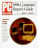 Pc Magazine 1996 Computer Buyer S Guide