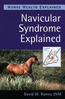Navicular Syndrome Explained