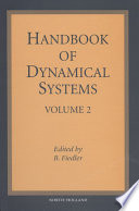 Handbook of Dynamical Systems