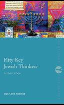 Fifty Key Jewish Thinkers