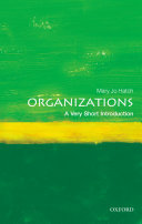 Organizations: A Very Short Introduction