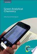 Green Analytical Chemistry 2nd Edition Book