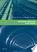 Geotechnical Aspects of Underground Construction in Soft Ground Book