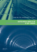 Pdf Geotechnical Aspects of Underground Construction in Soft Ground