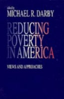 Reducing Poverty in America Book PDF
