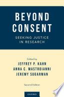 Beyond Consent Book PDF